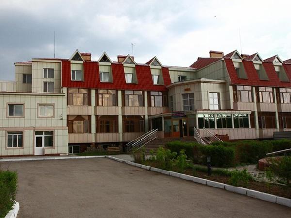 Гостиница «Алма-ата»