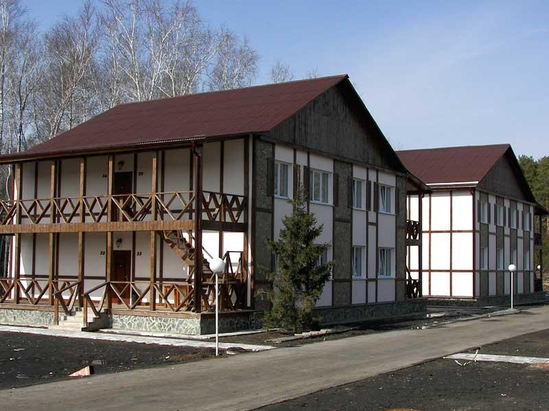 Коттедж. Фото: www.hotelbor.ru