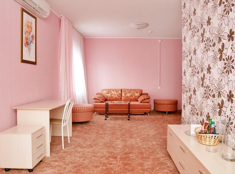 Люкс. Фото: sport.alexander-hotel.ru