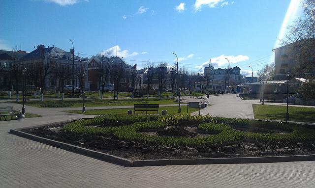 Площадь Революции. Фото:  tonkosti.ru