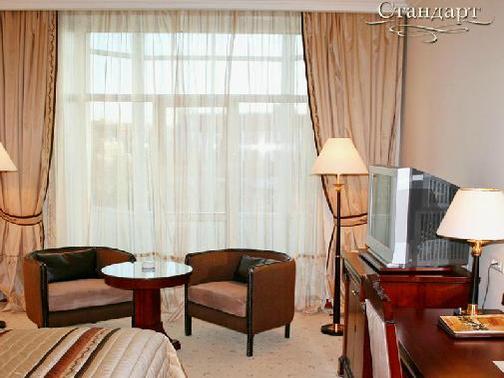 Стандартный номер. Фото: www.magistrathotel.com