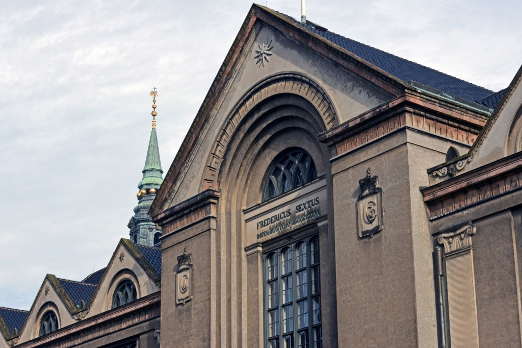 Университет. Автор: Harvey Barrison. Фото:  www.flickr.com