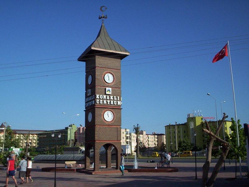 Часовая башня. Фото:   miroland.com