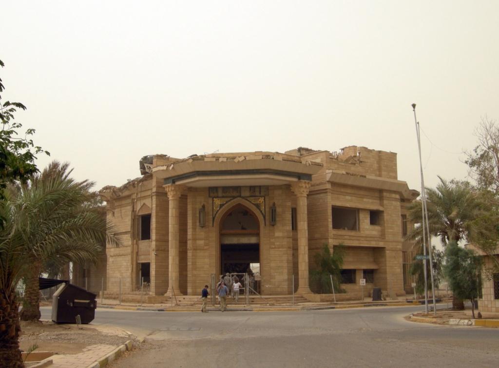 Багдад. Автор: Brian Hillegas Фото:  www.flickr.com
