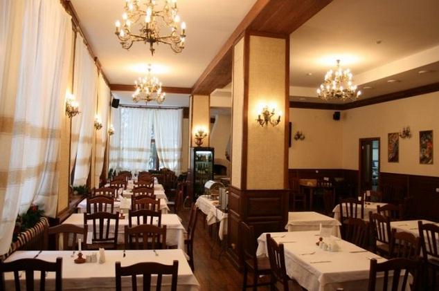 Ресторан. Фото: marika.com.ua