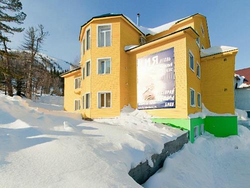 Гостиница «Кия». Фото: www.kiyzelenaya.ru