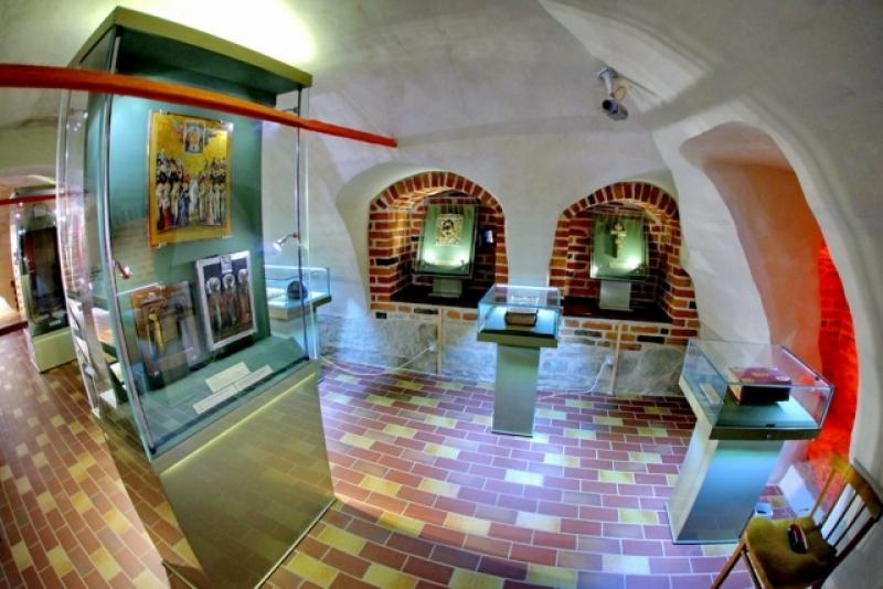 Владычная (Грановитая) палата. Автор: А.А. Кочевник Фото:  novgorodmuseum.ru