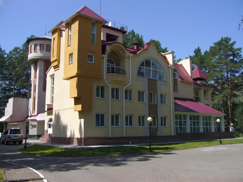 Гостиница Киви-Лодж. Фото: www.nikatur.ru