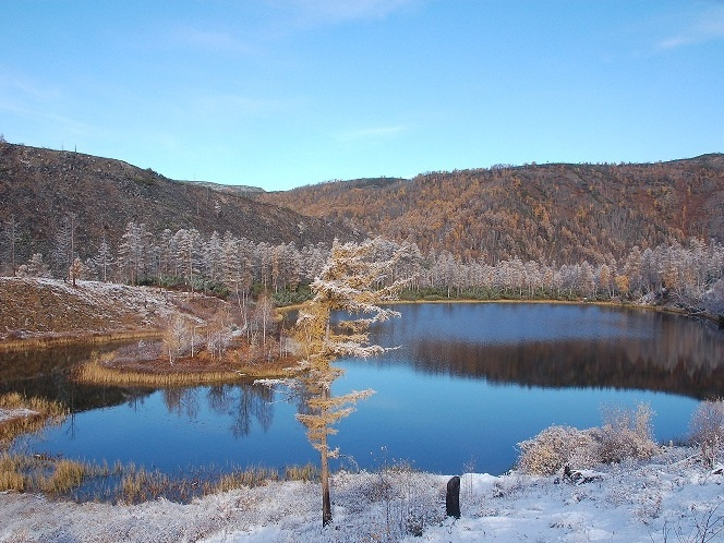 Озеро на территории парка. Фото: www.kamchatka.gov.ru