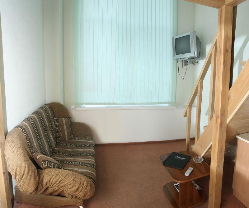 Номер на Новороссийской. Фото: www.hotel-otdyhalov.ru