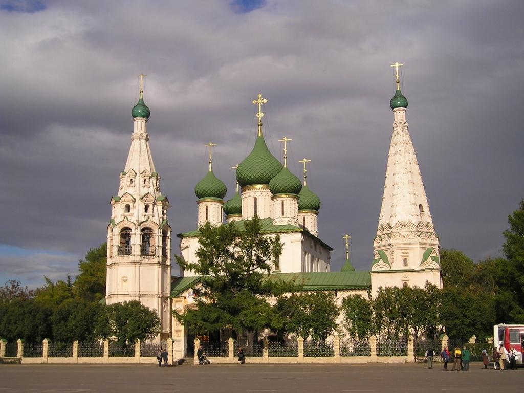 Церковь Ильи Пророка. Автор: Ghirlandajo. Фото: wikimedia.org