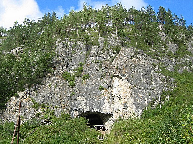 Денисова пещера. Фото: extreme.nsk.ru
