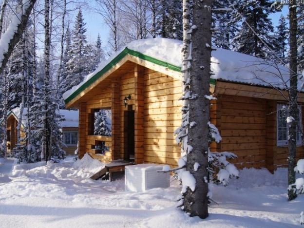 Шале «Taiga House». Фото: taigahouse.ru