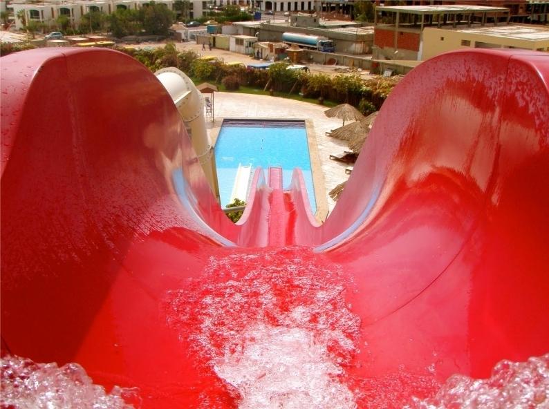 Аттракцион High Thrill. Фото:  www.tourister.ru