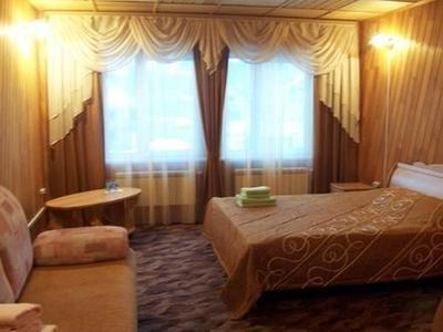 Номер гостиницы «Эдельвейс»