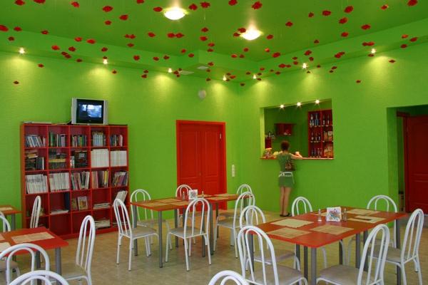 Кафе. Фото: www.red-rose-hotel.ru