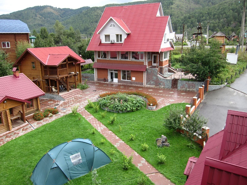 Вид на базу «Гостиный двор». Фото: www.gostin-dvor.ru