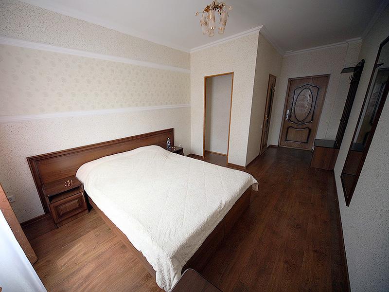 Номер «Стандарт». Фото: www.onix-hotels.ru