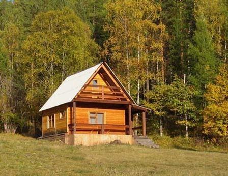 Домик «Верхний». Фото: www.bozi.ru