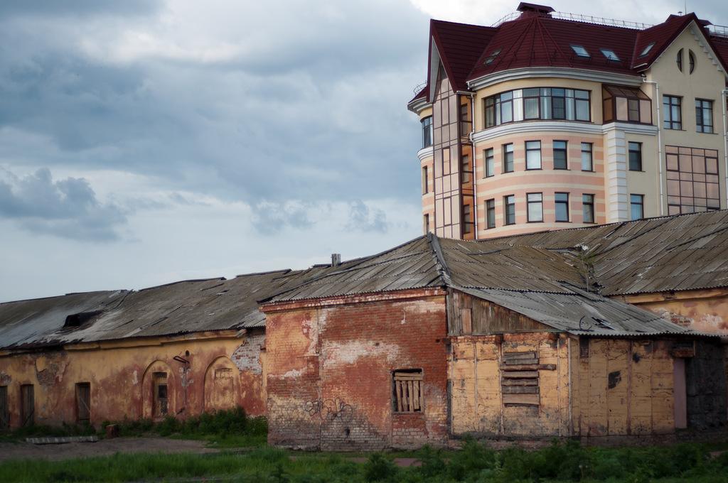 Омская крепость. Фото: Иван Ивченко.