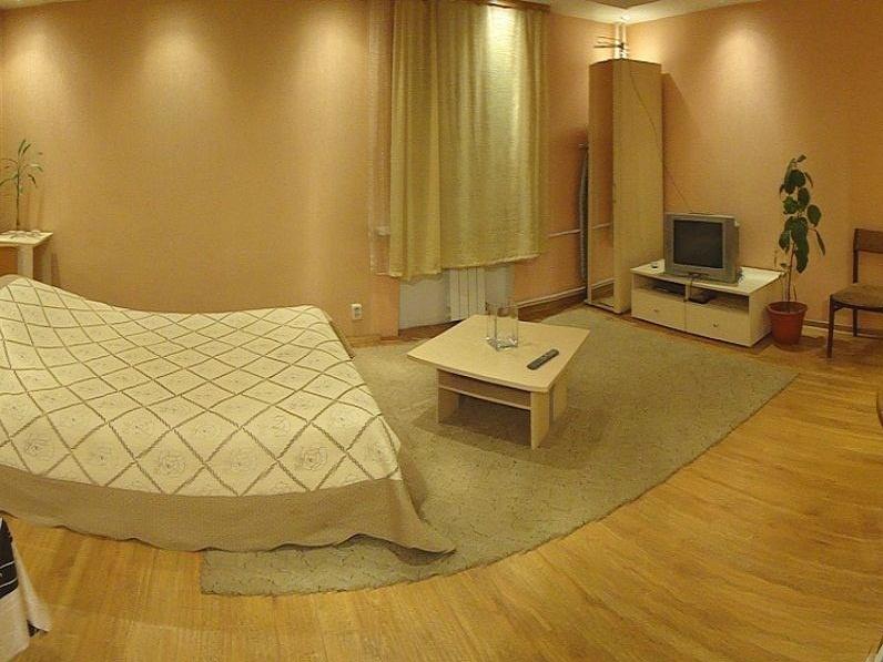Однокомнатная квартира. Фото: www.irk-hotel.ru