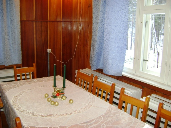 Комната для банкетов. Фото: www.brigantina24.ru