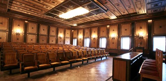 Конференц-зал. Фото: www.writershotel.am