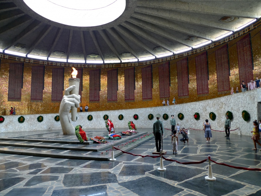 Зал Воинской славы. Автор: zoetnet. Фото:  www.flickr.com