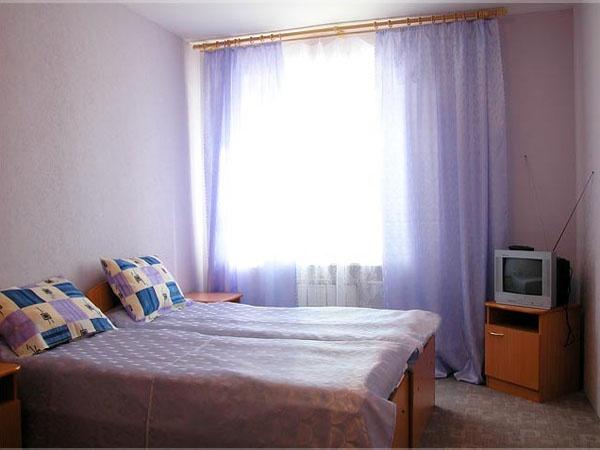 Интерьер номера. Фото: www.fp-hotel.ru