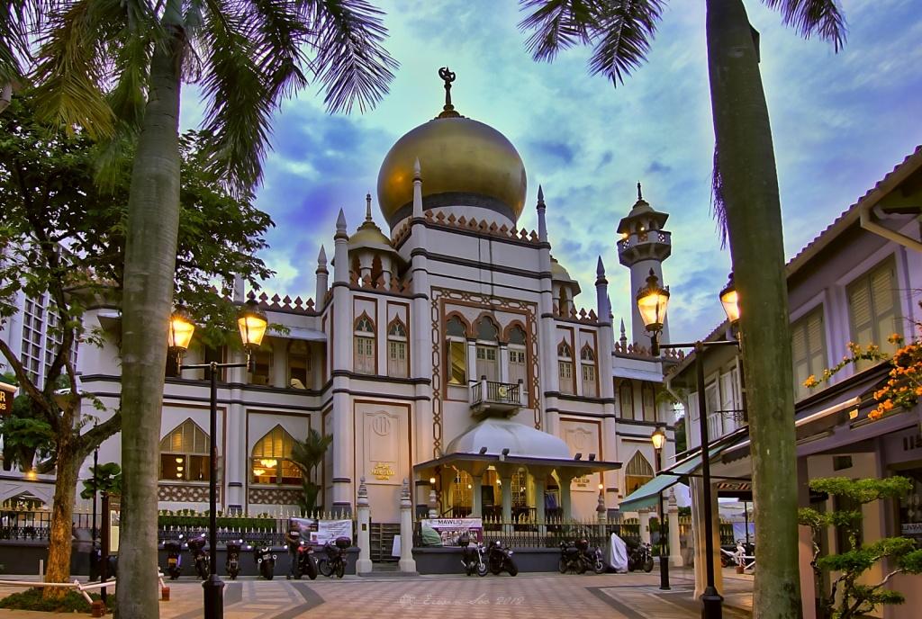Мечеть Султана Хуссейна. Автор: erwinsoo. Фото:  www.flickr.com