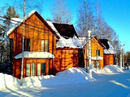 Парк-отель «Белый Соболь». Фото: www.wshotel.ru