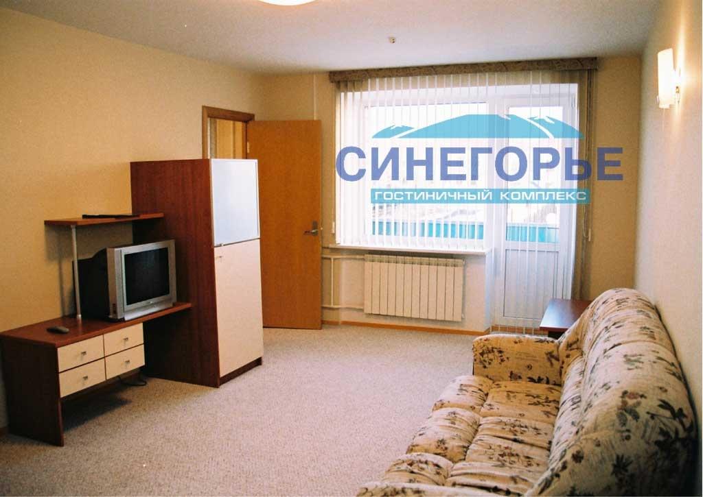Интерьер номера. Фото: www.sinegorie.ru