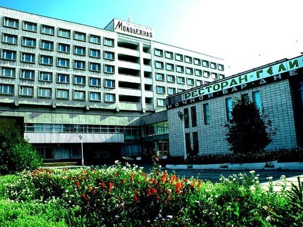 Гостиница «Молодежная». Фото: www.kdm.com.ru