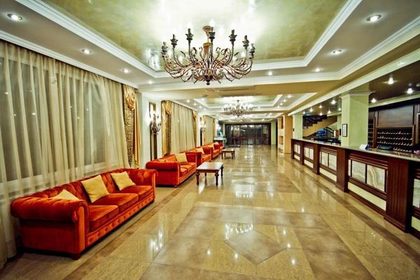 Холл. Фото: www.altynemel.kz