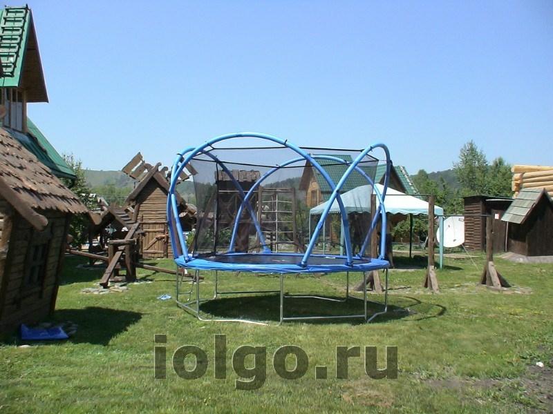 Батут. Фото: iolgo.ru