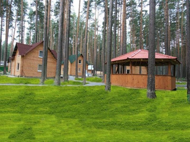Территория базы «Зеленый бор». Фото: www.green-bor.narod.ru