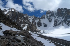 Киргизский хребет