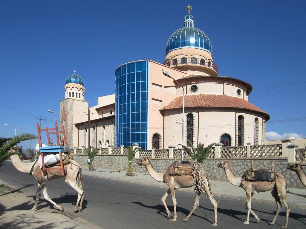 Церковь Сан-Антонио. Автор: D-Stanley. Фото:  www.flickr.com