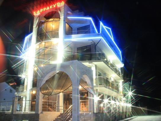 Отель «Барракуда». Фото: barracudas-hotel.ru