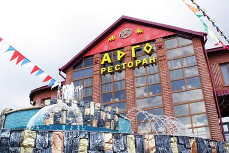 Ресторанно-гостиничный комплекс «Арго». Фото: www.argo55.ru