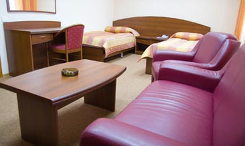 Студия. Фото: www.hotelcrystal.ru