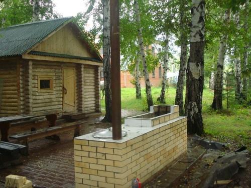 Русская баня. Фото: www.gribanovo55.ru