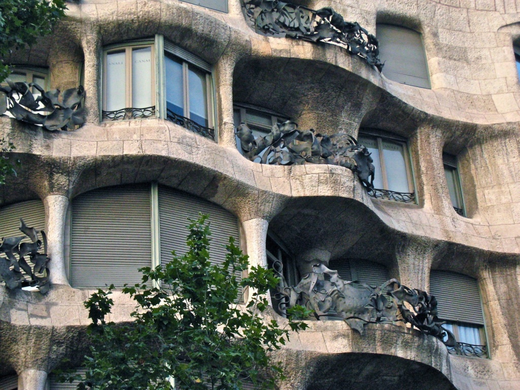 Детали фасада. Автор: kimubert. Фото:  www.flickr.com</a