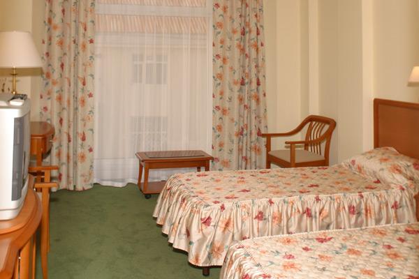 Номер «Стандарт». Фото: hotel-prestige.ru