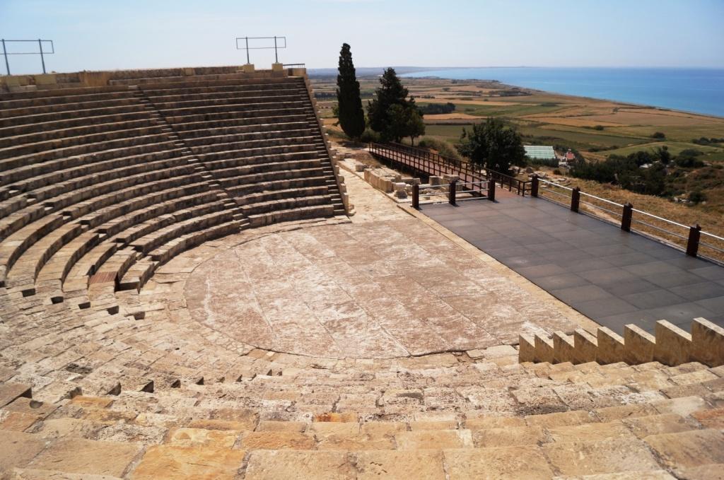 Амфитеатр. Автор: Cyprus Tourism CH. Фото:  www.flickr.com