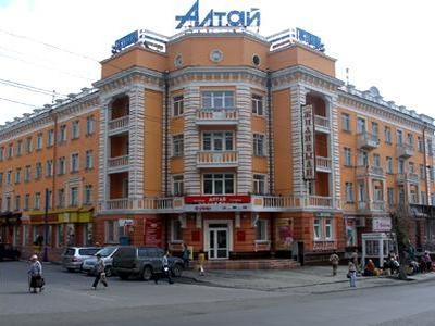 Гостиница \'\'Алтай\'\'   hottel.ru
