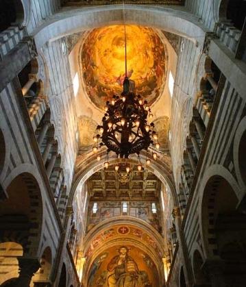 Пизанский собор.  Фото с сайта   votpusk.ru