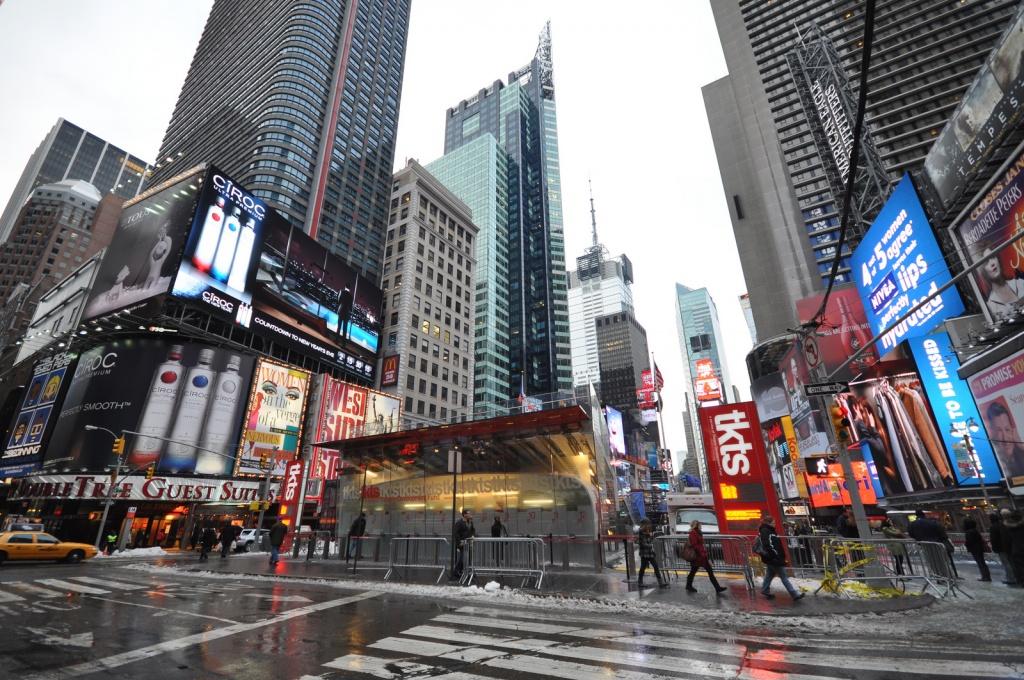 Таймс Сквер. Автор: Jorge Lascar. Фото:  www.flickr.com