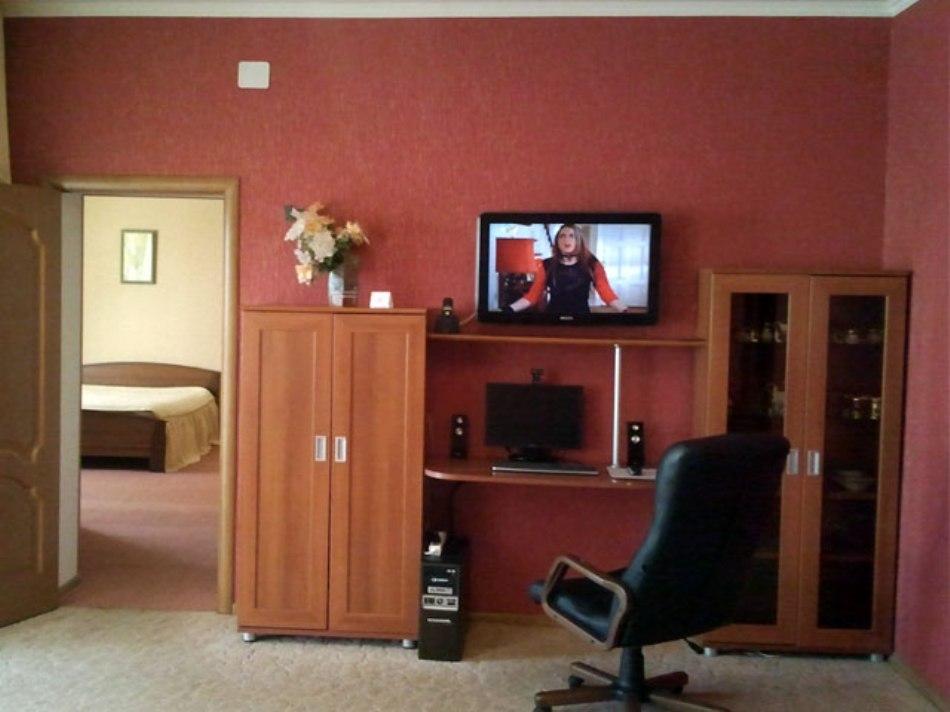 Отель «Эльбрусия». Фото: elbrus07.ru
