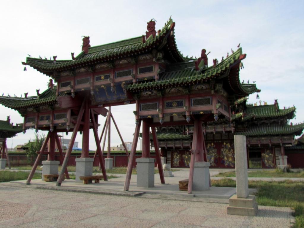 Дворец Богдо-Хана, г. Улан-Батор. Автор: David Berkowitz. Фото:  www.flickr.com